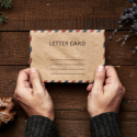 RODOsnych Świąt, czyli kilka słów o świątecznych kartkach